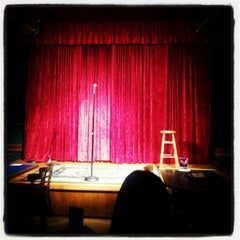 Photo taken at Rooster T Feathers Comedy Club by Yaniv Y. on 6/10/2012
