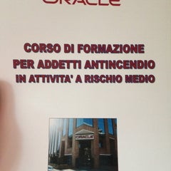 Photo taken at Oracle Italia by Nessuno on 3/19/2012
