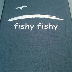 Photo taken at Fishy Fishy by Neimh M. on 5/26/2012