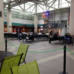 Photo taken at NJT - Atlantic City Terminal (ACRL) by Amy Laurel H. on 4/29/2014