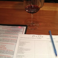 Photo taken at Doffo Winery by Kristina T. on 7/20/2013