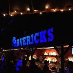 Photo taken at Mavericks Nightclub by Brittany H. on 4/27/2013