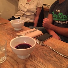 Photo taken at In Parma by FOOD ROOTS by Xin R. on 9/21/2015