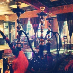 Photo taken at Cloud 9 Hookah Lounge by Michelle M. on 8/11/2013