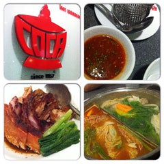 Photo taken at COCA Suki (โคคา สุกี้) by smelly m. on 9/21/2012