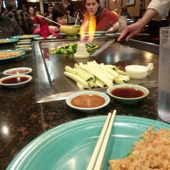 Photo taken at Shogun Japanese and Chinese Bistro by versetta e. on 1/12/2014
