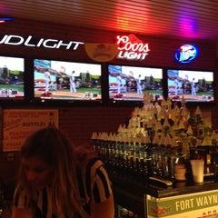 Photo taken at Champions Sports Bar by Daniel G. on 6/23/2014