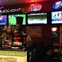 Photo taken at Champions Sports Bar by Daniel G. on 6/28/2014