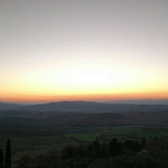 Photo taken at Pienza by Marc V. on 12/27/2015