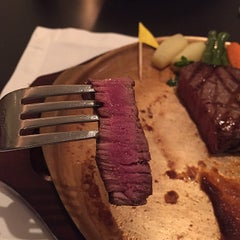 Photo taken at Angus Steak House by C. L. on 11/26/2014
