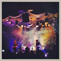 Photo taken at Bowery Ballroom by Anderson R. on 5/2/2013