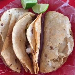 Photo taken at Tacos Barbacoa Prepa 5 by Brenda C. on 1/3/2016