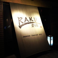 Photo taken at Raku by Remil M. on 1/20/2013
