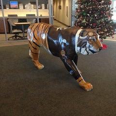 Photo taken at Auburn University Regional Airport (AUO) by Joseph S. on 12/18/2013