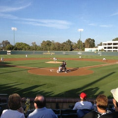 Photo taken at Anteater Ballpark - Cicerone Field by steve n. on 5/25/2013