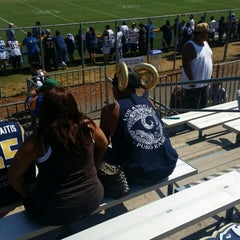 Photo taken at Dallas Cowboys Training Camp by jimmy2beers on 8/19/2015