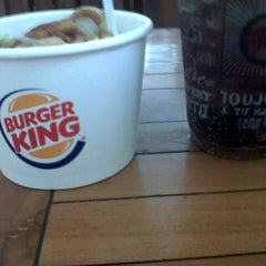 Photo taken at Burger King by Fernando S. on 3/16/2014