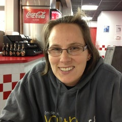 Photo taken at Five Guys by Jed S. on 11/12/2012