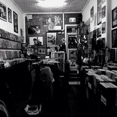 Photo taken at Noise Pollution Records by Josh E. on 9/12/2013