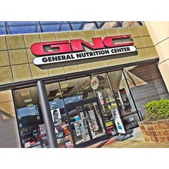 Photo taken at GNC by TOMMYHERFIGURE on 4/7/2014