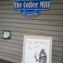 Photo taken at The Coffee Mill in Lewisville by Sharon R. on 7/19/2014