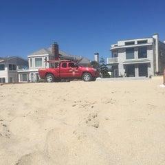 Photo taken at Newport Beach, CA by Lukáš G. on 8/29/2015
