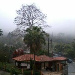 Photo taken at Alto da Boa Vista by Matheus V. on 7/24/2013