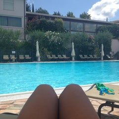 Photo taken at Fontanelle Residenza Hotel by Elke T. on 8/6/2014
