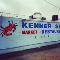 Photo taken at Kenner Seafood by Charles K. on 3/28/2014