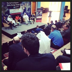 Photo taken at Texas A&M University at Qatar | جامعة تكساس إي أند أم في قطر by Zamir U. on 3/5/2013