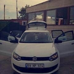 Photo taken at Başol Hotel - Aytemiz Petrol by Enes Y. on 10/5/2015