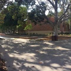 Photo taken at UCLA Perloff Hall by Brok H. on 6/26/2015
