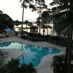 Photo taken at Bay Point Golf Resort & Spa by David P. on 9/15/2013