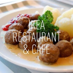 Photo taken at IKEA Restaurant & Cafe by Walids on 5/9/2013