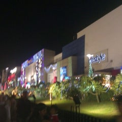 Photo taken at Inorbit Mall by Amith S. on 12/25/2012