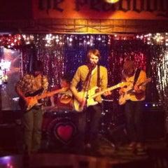 Photo taken at Poplar Lounge by Zac C. on 2/17/2013