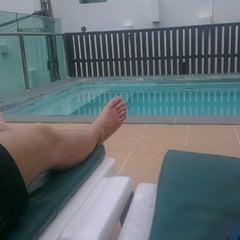 Photo taken at Patong Swiss Hotel Phuket by Dmitriy R. on 7/22/2014