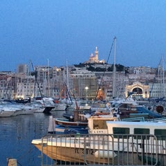 Photo taken at Mercure Marseille Centre Vieux Port by Giuly Z. on 7/4/2014