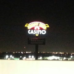 Photo taken at Seminole Casino Coconut Creek by Bennett G. on 2/17/2013