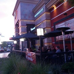 Photo taken at BJ's Restaurant and Brewhouse by marty p. on 10/16/2012
