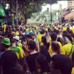 Photo taken at Vila Madalena by Clau on 6/28/2014