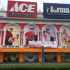 Photo taken at ACE Hardware by Mia Kharisma S. on 7/20/2013
