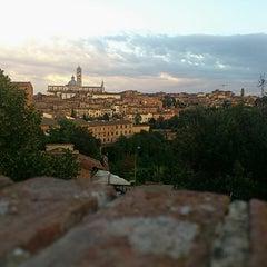 Photo taken at Fortezza Medicea by Ester V. on 8/25/2013