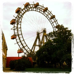 Photo taken at Wiener Prater by Pavel D. on 7/19/2013