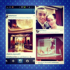 Photo taken at Garden Plaza Hotel & Suites by Bea Rose C. on 9/4/2013