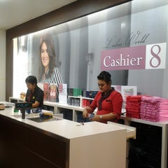 Photo taken at Matahari Dept. Store by Aku C. on 6/6/2013
