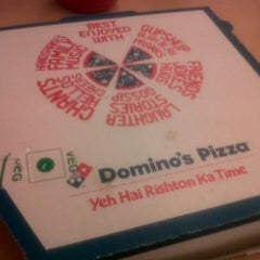 Photo taken at Domino's Pizza by Amay L. on 7/13/2013