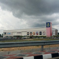 Photo taken at Amanjaya Mall by Hud M. on 5/25/2013