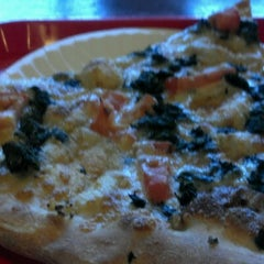 Photo taken at Little Steve's Pizzeria by Matt C. on 10/17/2012