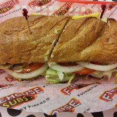 Photo taken at Firehouse Subs by Jocey on 9/17/2012